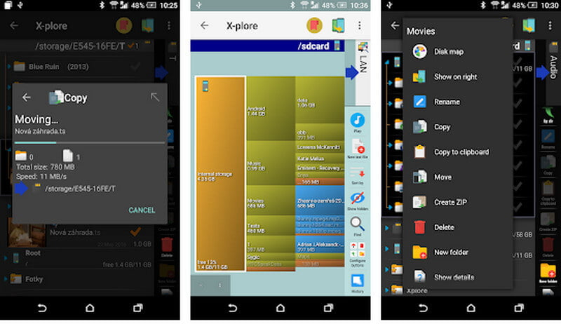 free android file manager