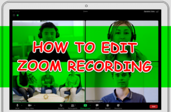 how to edit zoom meeting