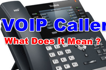 what is a voip caller